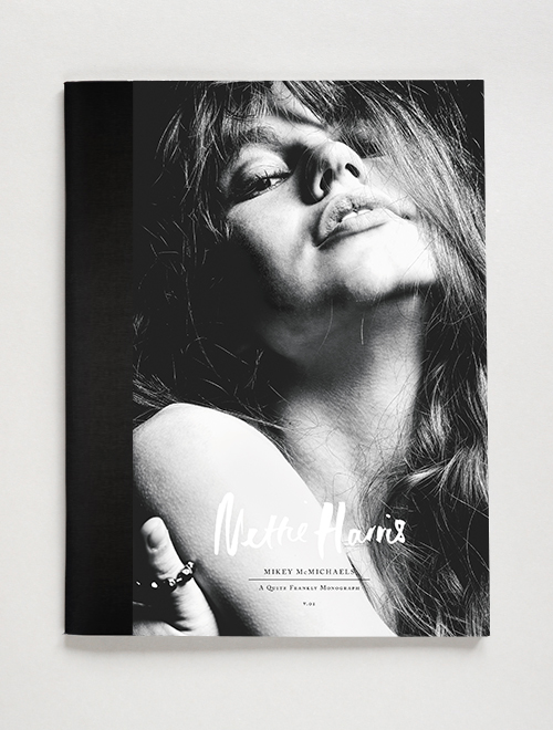 Monograph One: Nettie Harris by Mikey McMichaels