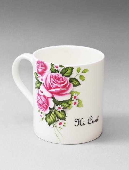 Hi Cunt Mug