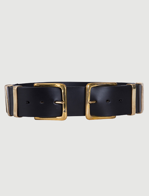 Chunky Mallory Belt by Tamzin Lillywhite